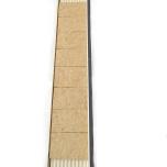 Hampa fibermatta - 7 pack (56 st bitar)